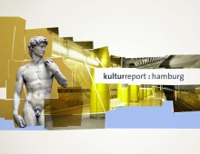 ARD Kulturreport – Opener Layouts Version 1