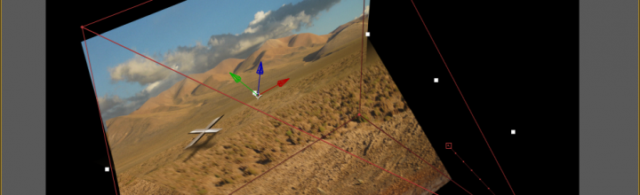 Tutorial – Fake camera mapping in After Effects