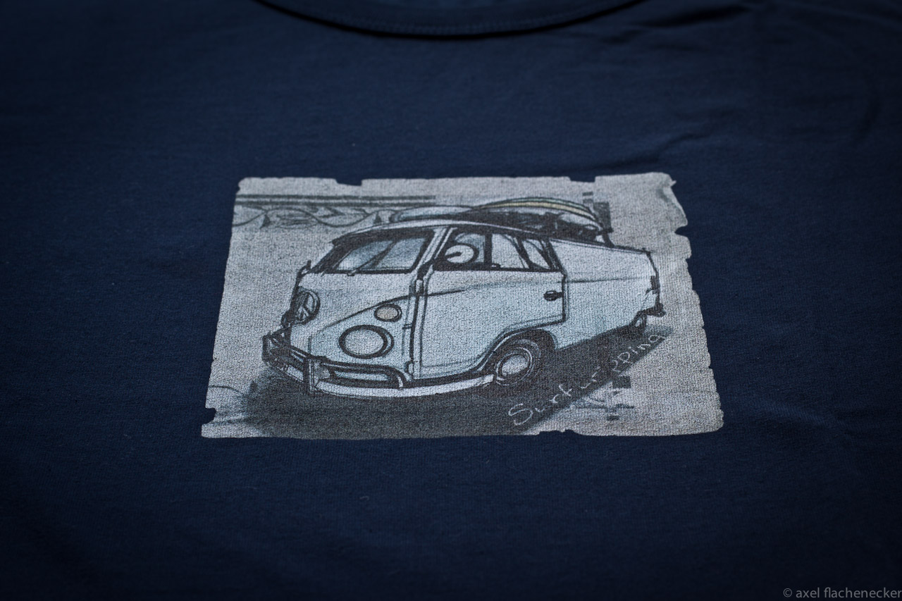 surfer van shirt